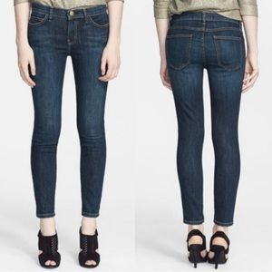 Current/Elliott The Stiletto skinny ankle jeans